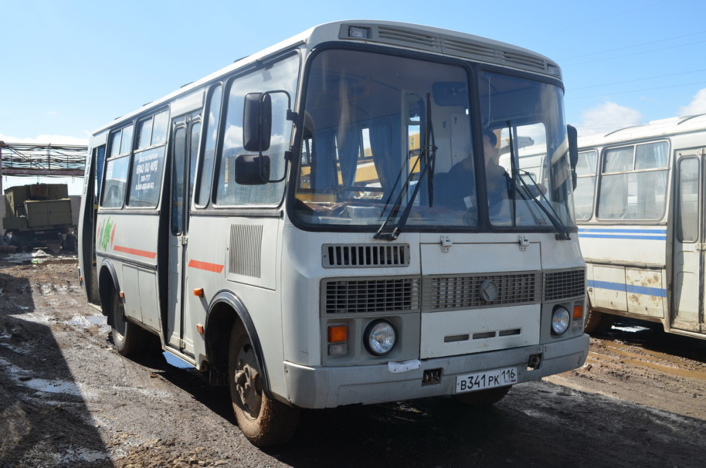 Заказ автобуса ПАЗ Набережные Челны