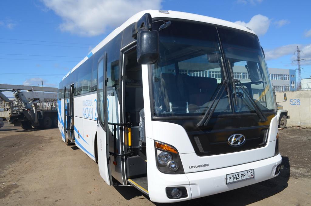 заказ автобус hyundai Набережные Челны