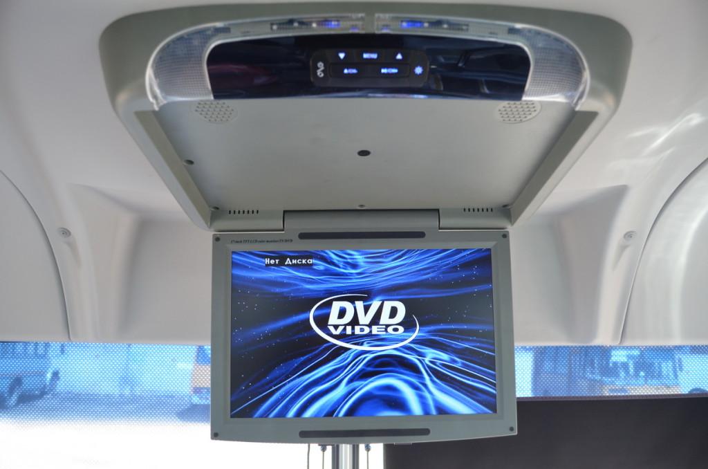 автобус hyundai Набережные Челны DVD